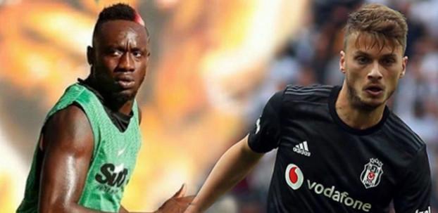 Beşiktaş'ta Diagne takası denenecek
