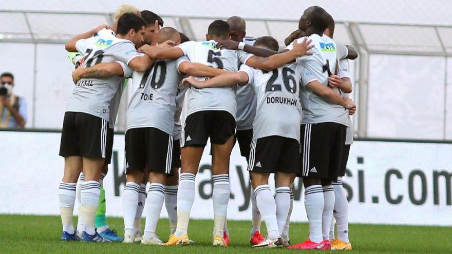 Beşiktaş'ta yeni sayfa