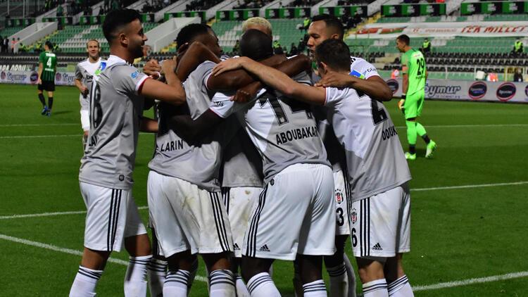 Beşiktaş'ın Yeni Malatyaspor maçı kamp kadrosu belli oldu