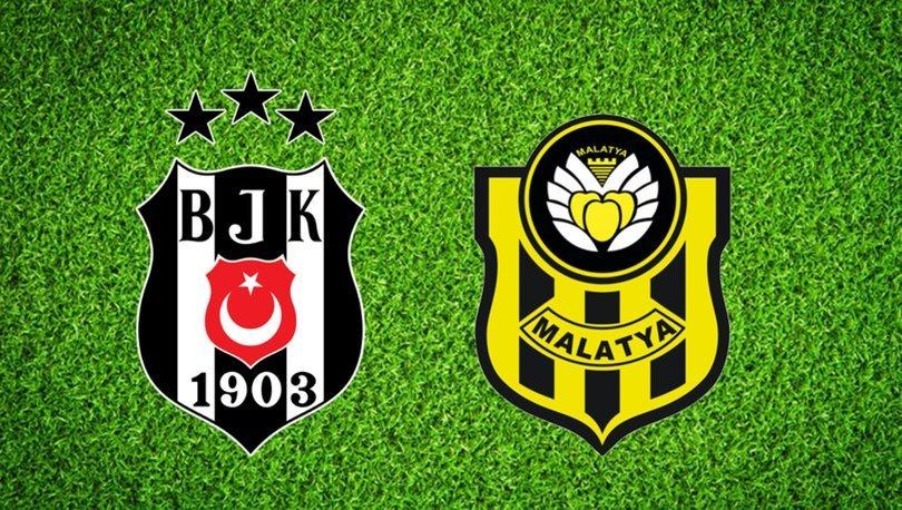 Beşiktaş-Yeni Malatya maçı ne zaman, saat kaçta, hangi kanalda?