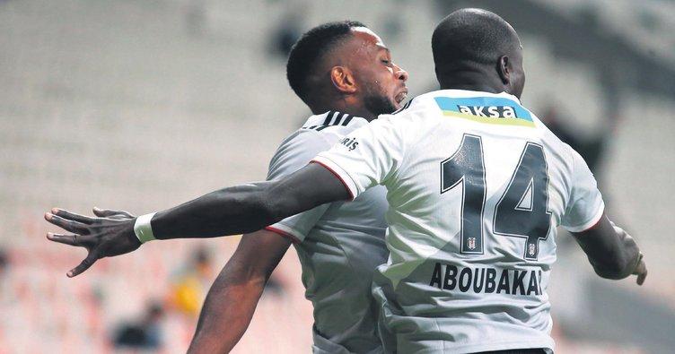 Beşiktaş'ın korkutan ikilisi