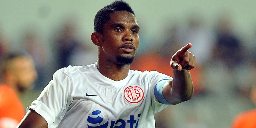 Samuel Eto'o, Beşiktaş'ı istiyor mu?
