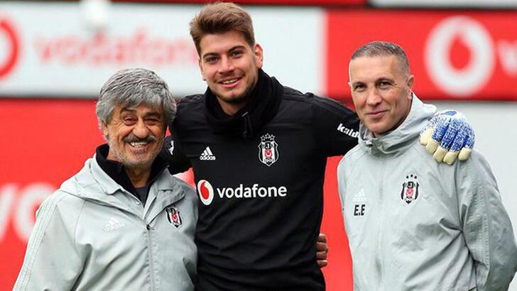 Beşiktaş'ta tüm gözler Utku Yuvakuran'da!