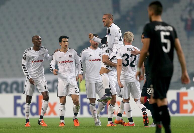 TARİHTE BUGÜN | Beşiktaş, Skenderbeu'yu mağlup etti