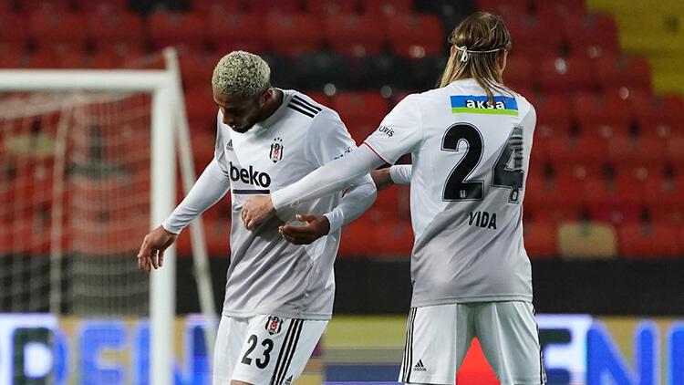 Beşiktaş'ta Fenerbahçe derbisi öncesi 2 iyi 2 kötü haber!