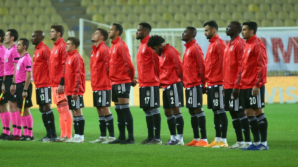 Beşiktaş'ın Kasımpaşa maçı 11'i belli oldu