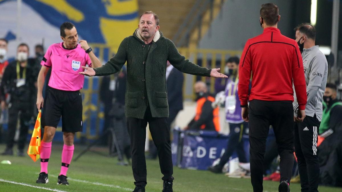 """Sergen Yalçın: """"Fenerbahçe maçına özel bir çalışma yapmadık"""""""
