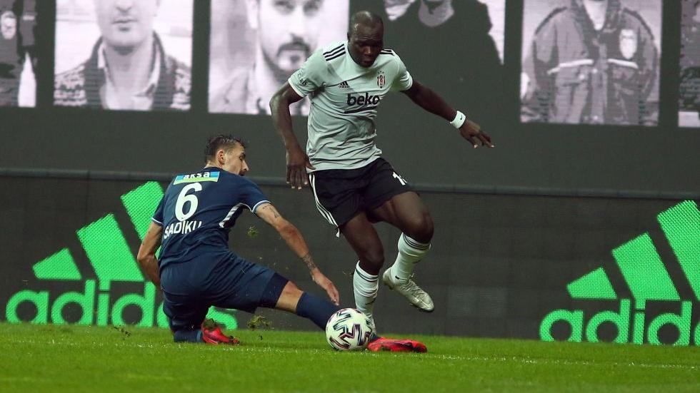 Beşiktaş'ın çilingiri Vincent Aboubakar