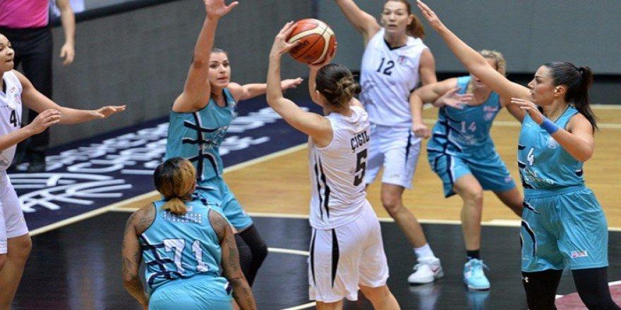 Beşiktaş Kadın Basketbol galibiyete ulaştı