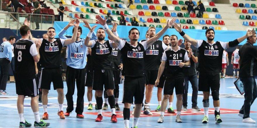 Beşiktaş Mogaz, ilk yarıyı namağlup kapattı