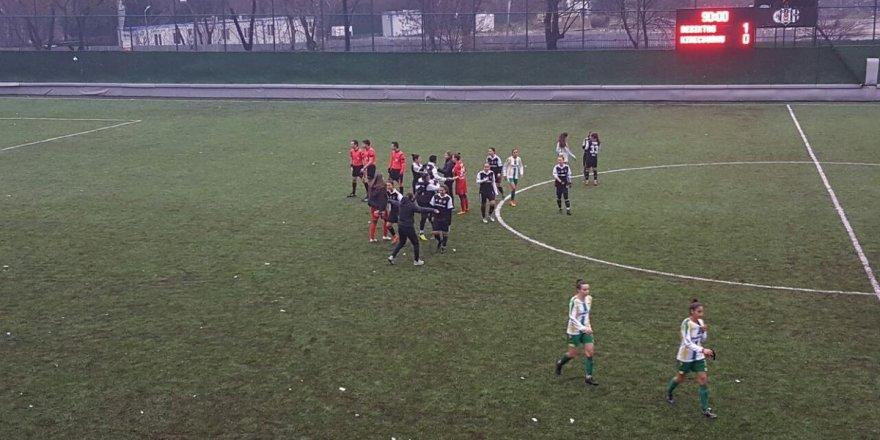Beşiktaş Kadın Futbol Takımı'ndan net galibiyet
