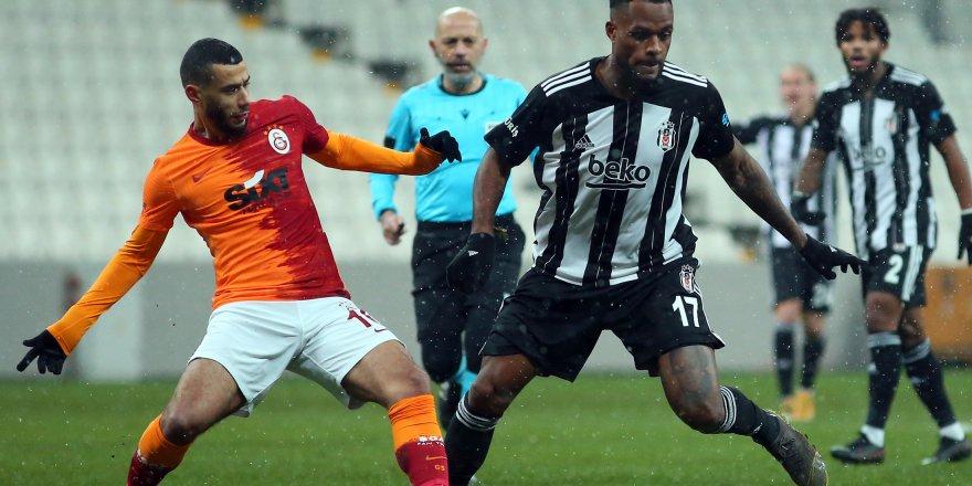 Vodafone Park'ta G.Saray'dan gol yememe serisi
