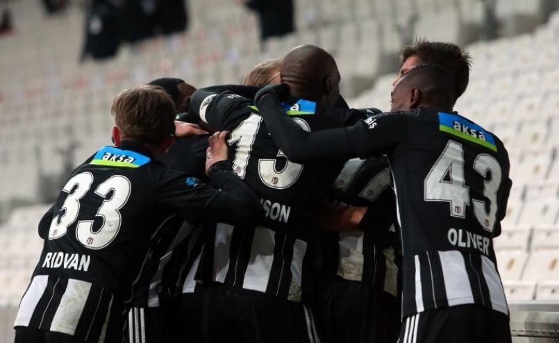 Beşiktaş'ın Karagümrük maçı kamp kadrosu belli oldu