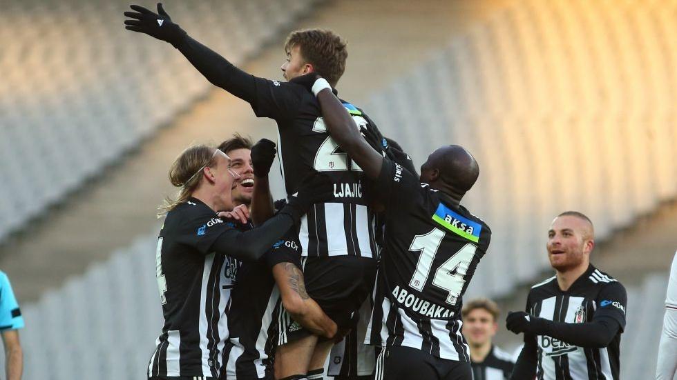 ''Karagümrük maçındaki sevinçte AdemLjajic'in havaya kaldırılması çok önemli bir mesaj''