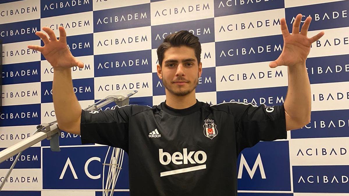 Ahmet Emir Özbay Karacabey'e kiralandı