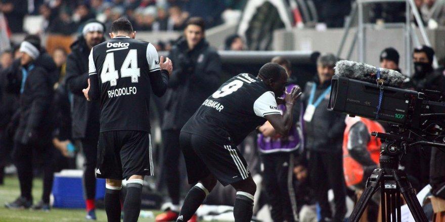Aboubakar'dan gol sevinci açıklaması