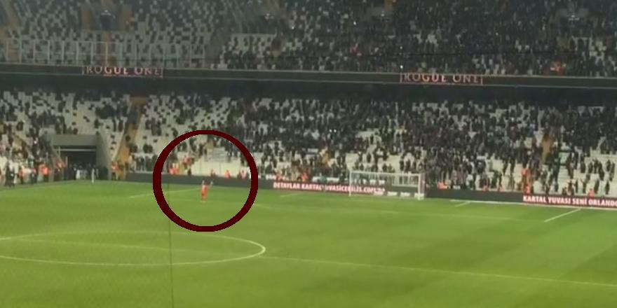 VİDEO | Maç sonu üçlü Fabri'den