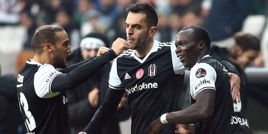 Beşiktaş'ın zirve takibi! İşte son puan durumu