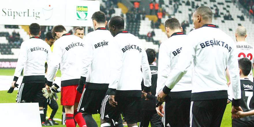 ''Beşiktaş ikinci yarıya bunları çözerek gelmeli''
