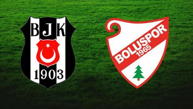 Boluspor'un Beşiktaş 11'i