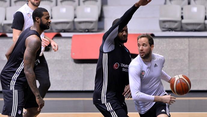 Beşiktaş'ta Trabzon'a karşı hazırlıklar bitti