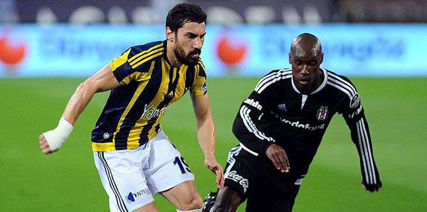 Türkiye Kupası'nda Beşiktaş-Fenerbahçe ihtimali