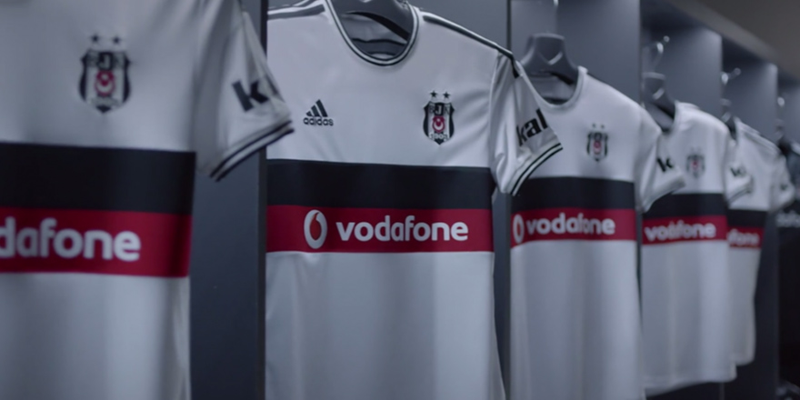 Vodafone'dan Beşiktaş'a 3,2 milyon TL