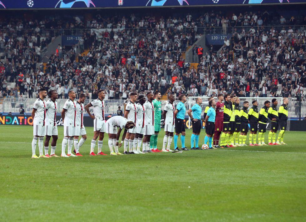 Beşiktaş'tan Ajax maçı öncesi sürpriz kara