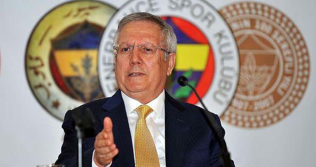 Aziz Yıldırım yine Beşiktaş'ı diline doladı