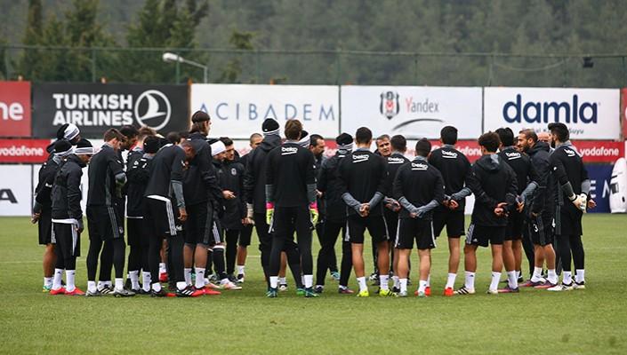 Beşiktaş'ın Antalya kampı yarın başlıyor