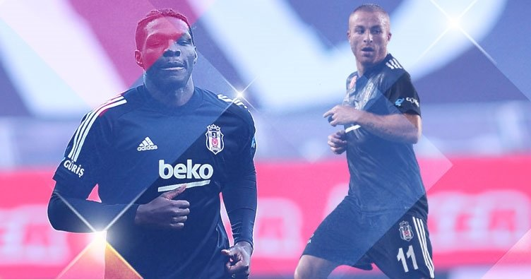 Beşiktaş, N'Sakala ve Gökhan Töre için sezon sonunu bekleyecek!