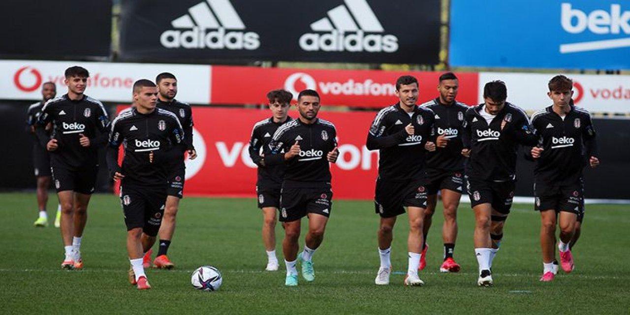Beşiktaş, Sporting maçı hazırlıklarına arasız başlıyor