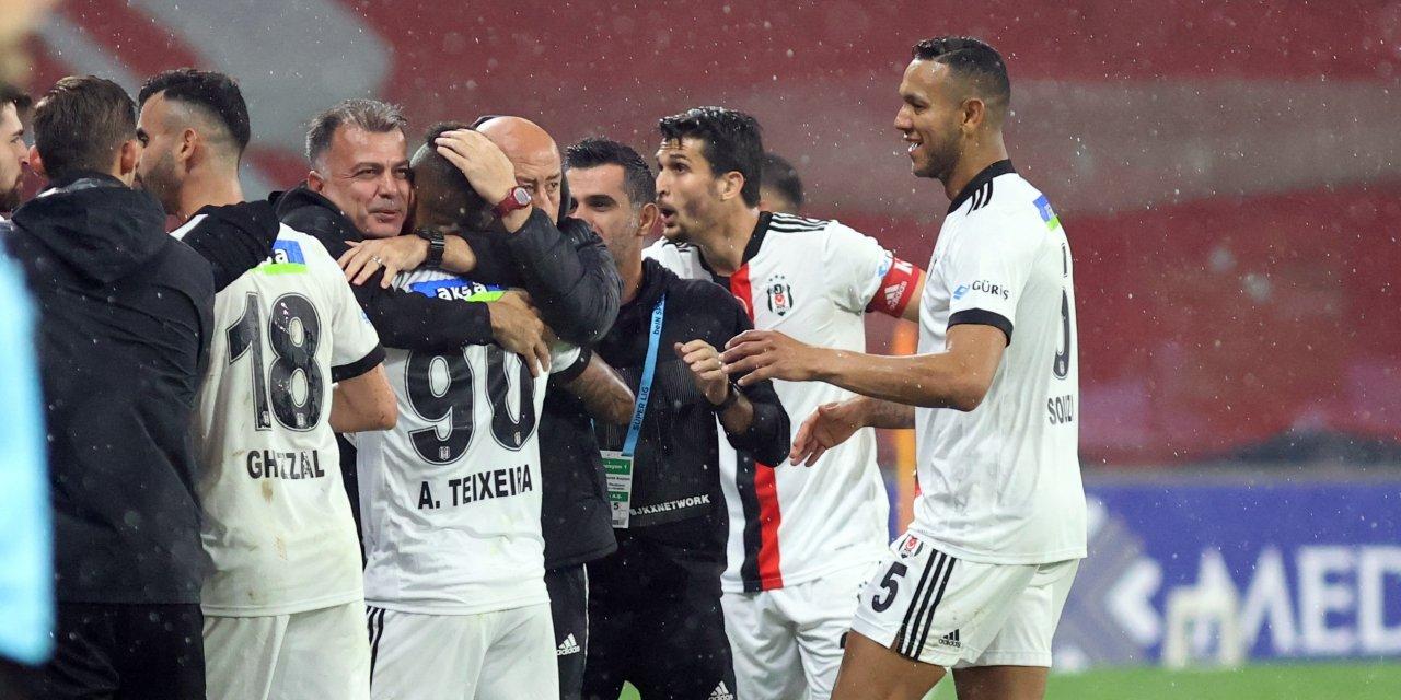 Ceza sahası dışından en fazla gol atan takım...