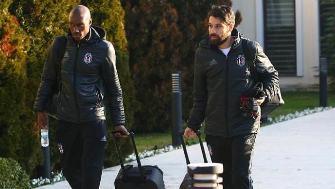 Beşiktaş Antalya'da!