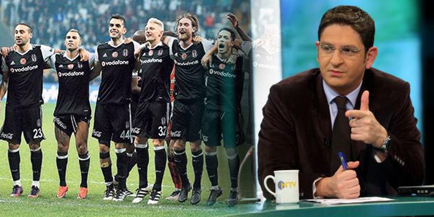 ''Beşiktaş'ın şampiyonluğu deplasmanlara bağlı''