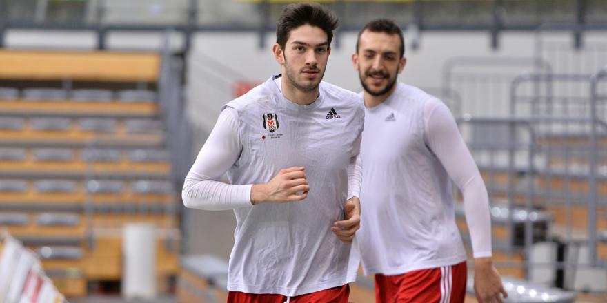 Beşiktaş, Polonya'da hazırlıkları tamamladı