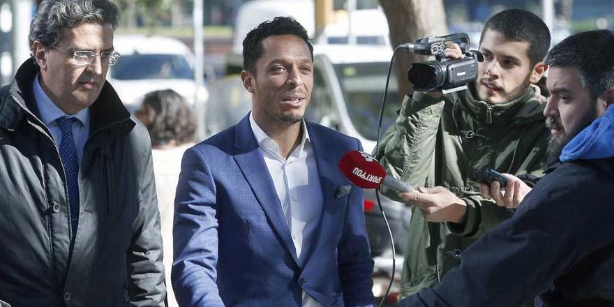 Adriano, hakkındaki suçlamaları kabul etti!