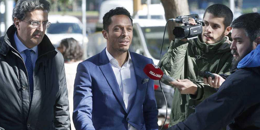 Adriano'ya hapis cezası verildi