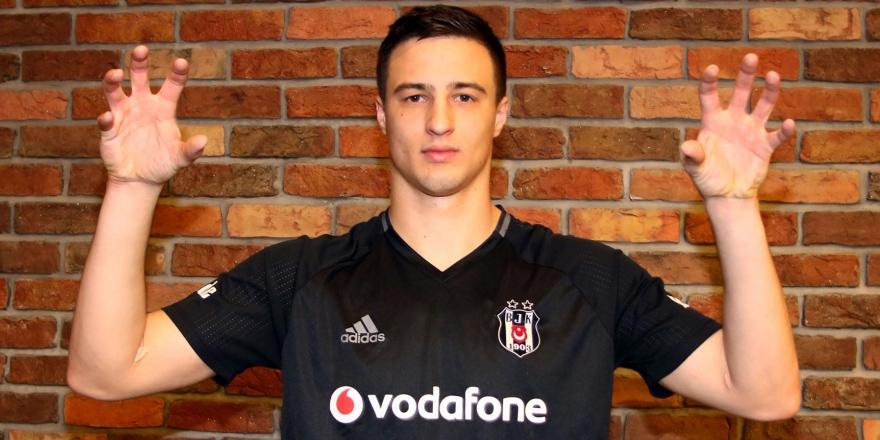 """Mitrovic"" Beşiktaş'ın rekoru oldu"