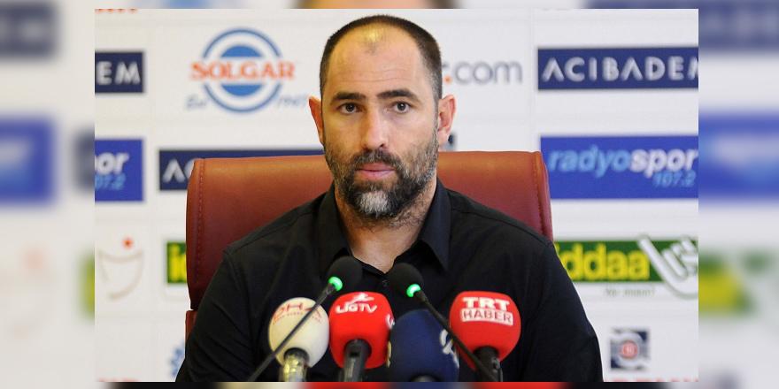 Igor Tudor, Beşiktaş'ın yeni transferini pahalı buldu