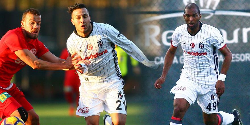 Antalyaspor:4 - Beşiktaş:2 | İşte maçta yaşananlar