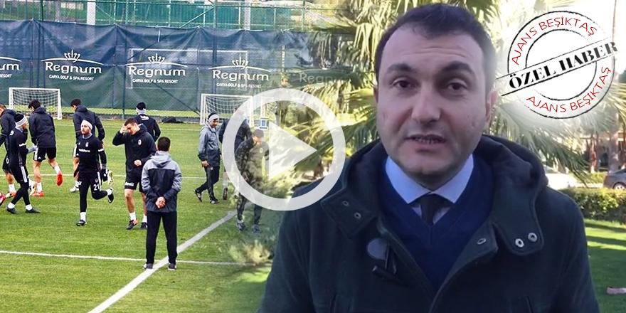 NTV Spor Beşiktaş muhabiri Övünç Özdem'in kamp değerlendirmesi