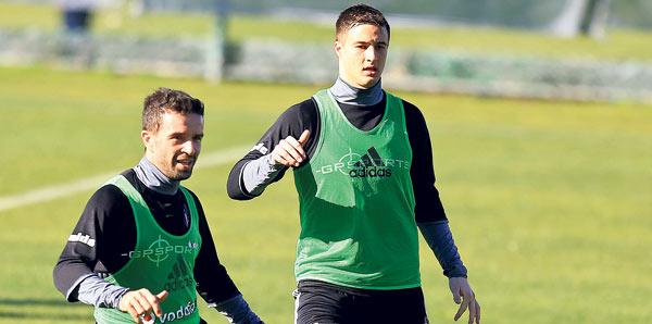 "Yeni transfer Mitrovic: ""Beşiktaş'ta tek düşüncem..."""