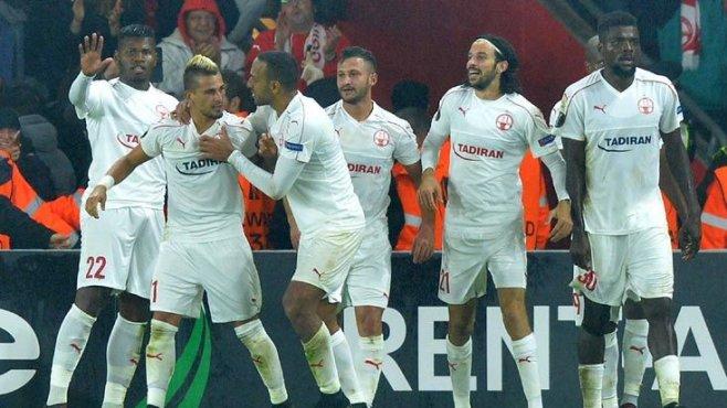 Beşiktaş'ın rakibinin galibiyet özlemi bitti
