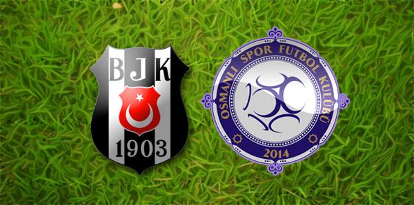 Osmanlıspor-Beşiktaş maçının hakemi belli oldu