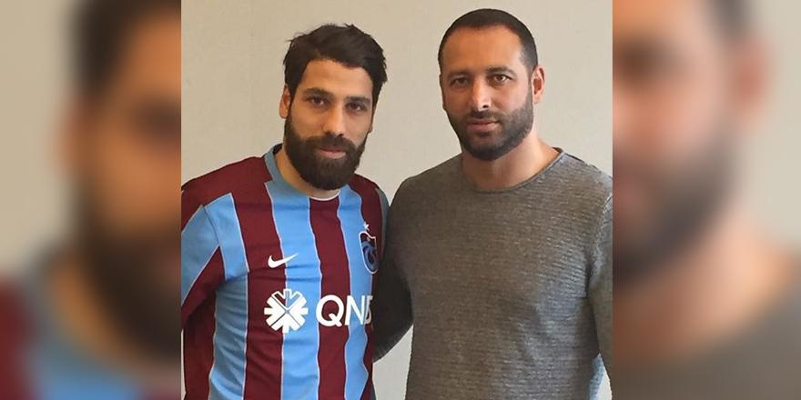 Olcay Trabzon formasını giydi