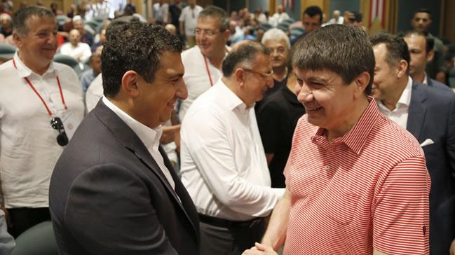 """Ali Şafak Öztürk: """"F.Bahçe üyeliğim var."""""""