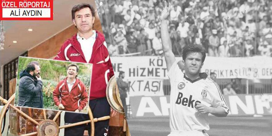 """Feyyaz Uçar: """"Hedefimde Beşiktaş var"""""""