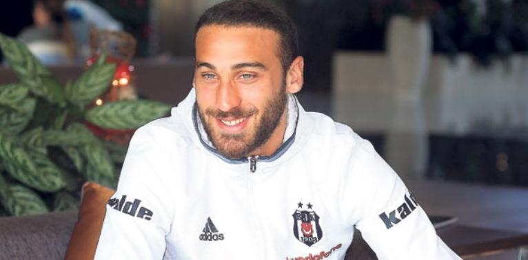 """Cenk Tosun: """"Bambaşka bir Beşiktaş geliyor"""""""