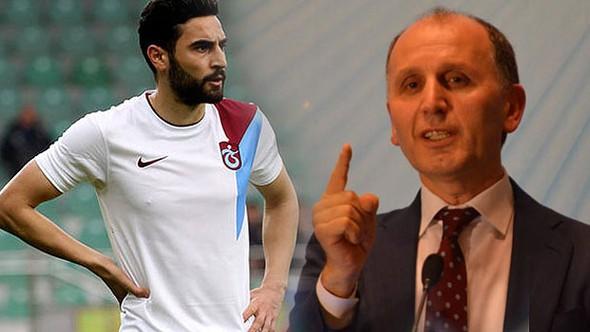 Muharrem Usta'dan Ajans Beşiktaş'ın haberini doğrulayan konuşma